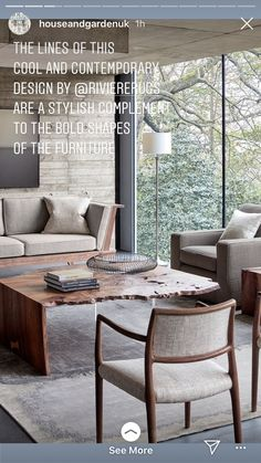 Dining Bench, Dining Chairs, Outdoor Furniture Sets, Outdoor Decor, Contemporary Design, Living Room, Cool Stuff, Stylish, Places