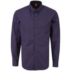 """Ανδρικό Πουκάμισο """"Oliver Stone"""" Redmond 100% Βαμβάκι Non Iron Cotton Shirts For Men, Shirt Dress, Easy, Mens Tops, Collection, Dresses, Fashion, Vestidos, Moda"""