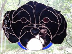 Buzz - from Delphi Artist Gallery by Solar Dog Glass Creations