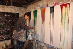 Modern Art, Painting, Painting Art, Paintings, Paint, Draw, Contemporary Art, Mid Century Modern, Contemporary Artwork