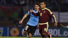 [Minuto a Minuto] Uruguay busca ante Venezuela un triunfo que selle su paso a Rusia 2018 - Teletrece