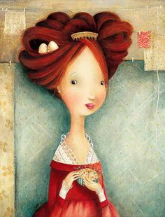 Valeria Docampo....illustrator from Argentina.
