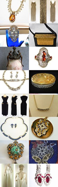 Decadence!  A Teamlove FlashPro Treasury by Victoria on Etsy--Pinned with TreasuryPin.com