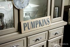 Pumpkins Wood Sign | Silhouette Stencil - http://akadesign.ca/pumpkins-wood-sign-silhouette-stencil/