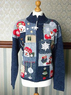 Vintage Christmas jumper | eBay UK  | eBay.co.uk