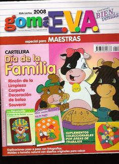 revista dia dela familia manualidades