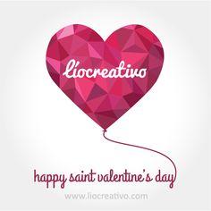 Día de Sant valentín! Día de los enamorados! Saint Valentine's day.
