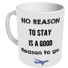 travel mug plane - MUG ME