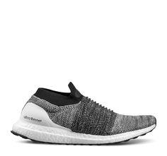 separation shoes aa55e 5520c Adidas Running UltraBOOST Laceless BB6141 - WhiteBlack