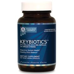 Keybiotics is a brand of supplements containing probiotics, which are living bacteria and yeast intended to support the digestive system. A lot of hassles derive from a lack of harmony in the digestive system.