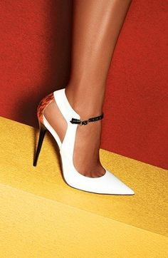 Shoes are definately a statement piece for any outfit.  The pefect shoe can compliment how you wanna Rock out!!