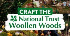 Craft the National Trust's Woollen Woods