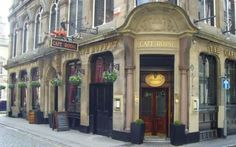 Scotland summer 2014! The Café Royal, Edinburgh, Scotland