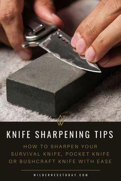 A Short Guide For bushcraft survival Survival Knife, Survival Tips, Survival Skills, Survival Supplies, Survival Weapons, Tactical Survival, Survival Stuff, Survival Equipment, Survival Food