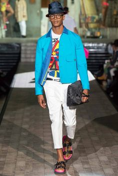 Dsquared² Spring 2015 Menswear - Collection - Gallery - Style.com