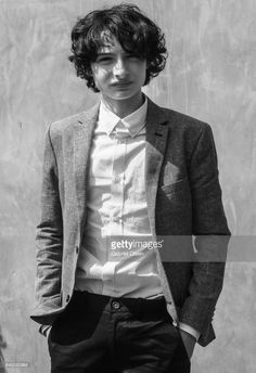 finn wolfhard black and white Finn Stranger Things, Canadian Boys, Mike Wazowski, Most Beautiful Man, My People, Guys And Girls, To My Future Husband, My Boyfriend, Actors & Actresses