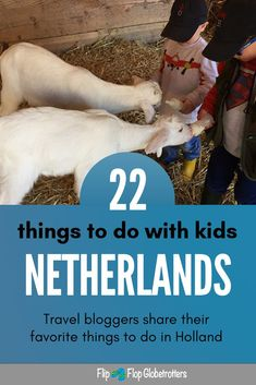 For such a small country, family friendly Netherlands has a lot to offer. Check out these 22 fantastic things to do in The Netherlands with kids. Europe Travel Tips, New Travel, Travel Guides, Family Travel, Travel Destinations, Travelling Tips, Amsterdam With Kids, Amsterdam Travel, Toddler Travel