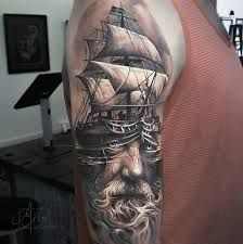 Boat Tattoo Why do people choose boats when it comes to tattoos? Well, first of all boat tattoo designs can be funny and beautiful. If you look at our collection, in fact, you will find a combination of complicated… Continue Reading → Love Tattoos, Body Art Tattoos, New Tattoos, Tattoos For Guys, Portrait Tattoos, Watch Tattoos, Small Tattoos, White Tattoos, Ankle Tattoos