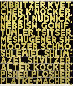 Mel Bochner - Artists - Two Palms