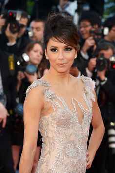 Eva Longoria looking stunning at Cannes 2012