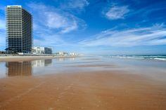 Oceanfront Daytona Beach Luxury Condo at The Aliki Tower.