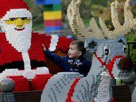 Legoland California: Holiday Snow Days- Carlsbad, California