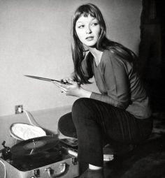 Atriz Marina Vlady coloca um recorde em 1956