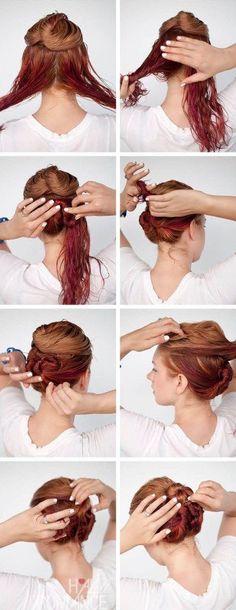Look da favola con i capelli bagnati: 8 acconciature facili senza asciugarli + BONUS ;-)