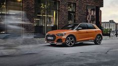 Audi has unveiled the latest entry in the line, and the vehicle is called the citycarver. The citycarver is based on the Sportback in Technology and design. The car measures long . New Audi R8, Audi Tt, Audi All Models, Crossover, Audi Dealership, Audi A1 Sportback, Audi Cars, Dirt Track, Fuel Economy