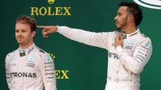 """Eurosport : """"Hamilton devrait me payer pour que je percute Rosberg"""""""