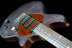 We are proud to announce that we are an official dealer of McInurff guitars! These instruments caught our eye for their unique design and easy playability. A gr