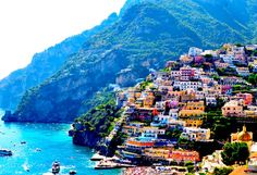 ITALIE - LA CÔTE AMALFITAINE