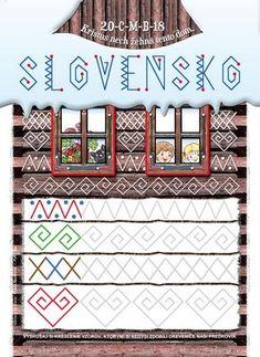 Art - Time Projects For Kids, Diy For Kids, Crafts For Kids, Indoor Activities For Kids, Preschool Activities, Bratislava, Paper Chains, Preschool Worksheets, Kids Education