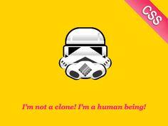 Stormtrooper in CSS