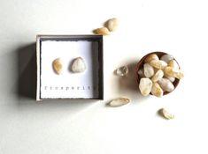 P R O S P E R I T Y  CITRINE intention stones with gift box small gift unique wedding favor
