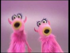 The Muppets!