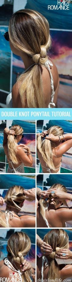 Having long hair can be exhausting...especially if you're a lazy girl.For those of us who don't have the time, energy, or desire to spend hours and hours brushing, pulling, and pinning our hair up to look fabulous as can be - don't you worry. Here are 15...