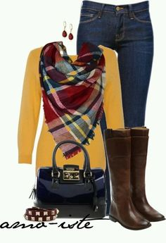 winter outfits casual 18 Warm Winter Outfits to Ad - winteroutfits Fall Winter Outfits, Autumn Winter Fashion, Spring Outfits, Winter Boots, Winter Clothes, Polyvore Outfits, Polyvore Fashion, Mode Outfits, Casual Outfits