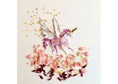 Art insolite : Les tableaux décalés de Bridget Beth Collins