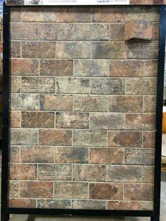 New York Chelsea Brick Look Porcelain Tile In 2019