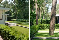 minimalistische tuin bij woning en kantoor www.buytengewoon.nl Bart Bolier - tuinarchitect ontwerp@buytengewoon.nl tuinontwerp - tuinrealisatie