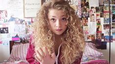 The Silly Song by Carrie hope fletcher Owl City Songs, Carrie Hope Fletcher, Silly Songs, Disney Fanatic, Les Miserables, Role Models, Make Me Smile, Youtubers, Carry On