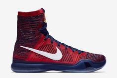"""Nike Kobe X Elite """"American"""""""