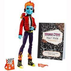 Monster High Holt Hyde