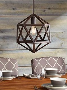 Make Your Lighting The Focal Point With CANVAS Kingsley Ceiling Light