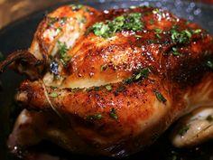 Roasted Chicken Recipe - Lo Bosworth