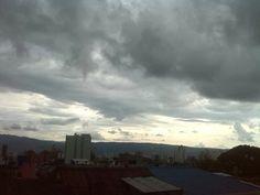 Inicia la lluvia