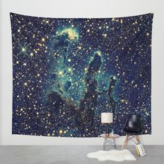 GalaxY Wall Tapestry by 2sweet4words Designs   Society6