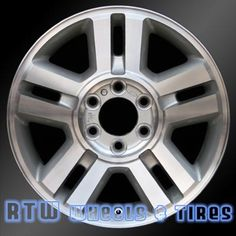 2004 Ford F150 Bolt Pattern >> 11 Best Ford F150 Wheels Images In 2013 Oem Wheels Wheels For