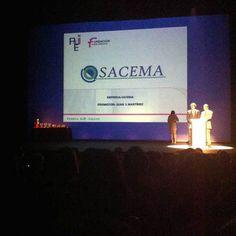 Premios AJE Asturias 2014 AJE Junior Sacema